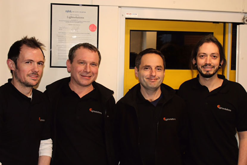 Light Solutions Team Photo