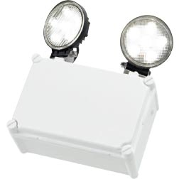 TLDWP Twinspot emergency lighting products