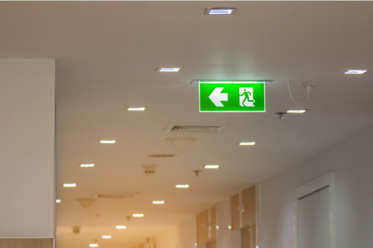emergency lighting compliance